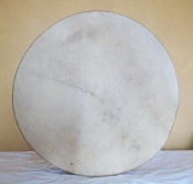 Elk spirit drum hide