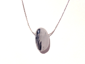 TOURMALATED QUARTZ NECKLACE, LIGHT - PROTECTION