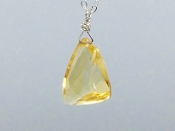 Fine Citrine Fancy Cut