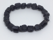 TOURMALINE POINT BRACELET - PROTECTION